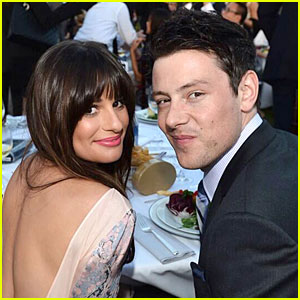 'Glee' Cast Honors Cory Monteith with PSAs for Addiction