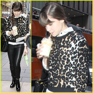 Hailee Steinfeld: 'Ender's Game' is an Epic Adventure!