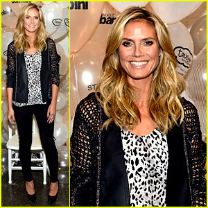 Heidi Klum: Truly Scrumptious Collection Fashion Show!