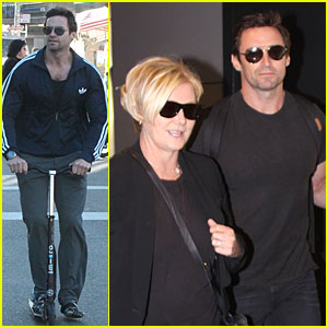Hugh Jackman: Deborra-Lee Furness is Honored for Adoption!