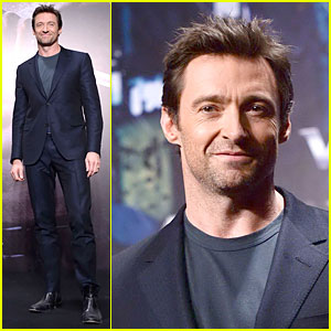 Hugh Jackman: 'Wolverine' China Press Conference!