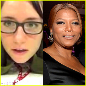 'I Quit' Girl Marina Shifrin Gets Job Offer from Queen Latifah!