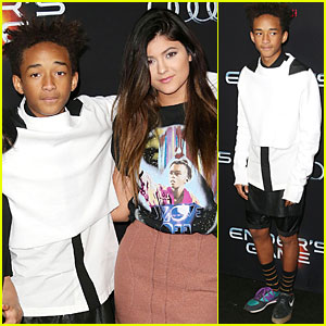 Jaden Smith & Kylie Jenner: 'Ender's Game' Premiere!