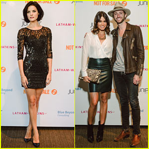 Jaimie Alexander & Nikki Reed: Not For Sale Gala!