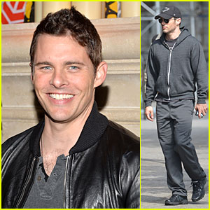 James Marsden: 'Kill Your Darlings' Screening After Party!