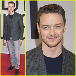 James McAvoy: 'Filth' Was One of the Best Scripts I've Read!