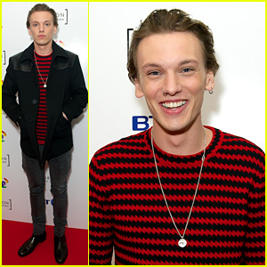Jamie Campbell Bower: 'Selfish Giant' London Screening!