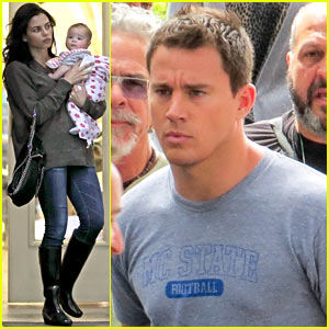 Jenna Dewan Gushes Over Channing Tatum as a Father!