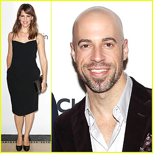 Jennifer Garner & Chris Daughtry: Save the Children Benefit Gala