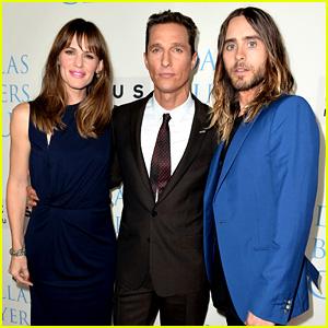 Jennifer Garner & Matthew McConaughey: 'Dallas Buyers Club' Premiere!