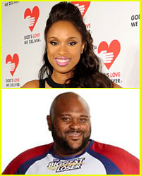 Jennifer Hudson Proud of 'Idol' Alum Ruben Studdard!