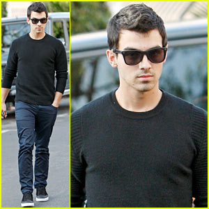 Joe Jonas Spotted After Jonas Brothers Tour Cancellation