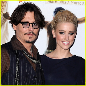 Johnny Depp & Amber Heard to Reunite in 'London Fields' Film