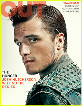 Josh Hutcherson: Peeta Would Be Into a 'Hunger Games' Threesome!