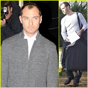 Jude Law: 'Dom Hemingway' London Premiere!