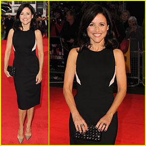 Julia Louis-Dreyfus: 'Enough Said' Screening at BFI Film Fest!