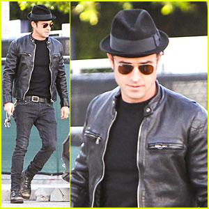 Justin Theroux: Jennifer Aniston Talks 'Friends' Reunion