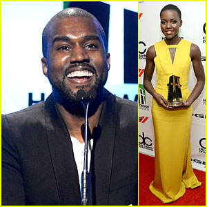Kanye West: Hollywood Film Awards 2013 Before Engagement!