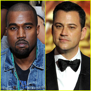 Kanye West: 'Jimmy Kimmel Live' Appearance Tomorrow!