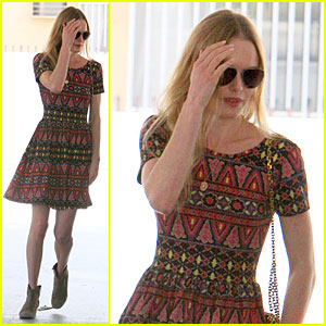 Kate Bosworth: 'Big Sur' is Only a Few Fridays Away!