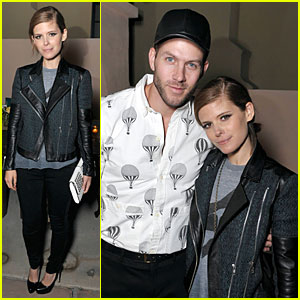 Kate Mara & BFF Johnny Wujek: SpinMedia Supper Club!