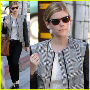 Kate Mara Steps Out After 'Captive' Casting News!