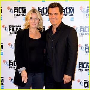 Kate Winslet & Josh Brolin: 'Labor Day' BFI Fest Photo Call!