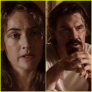 Kate Winslet & Josh Brolin: 'Labor Day' Trailer - Watch Now!