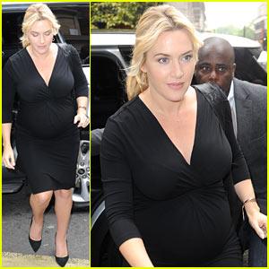 Kate Winslet's Pregnancy Craving: Orange Juice!