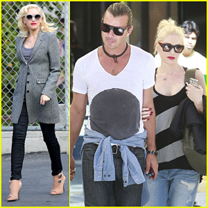Gwen Stefani Has Her Own Sense of Style, Says Katy Perry