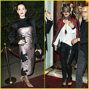 Katy Perry & Rita Ora: 'Mademoiselle C' Cocktail Party!