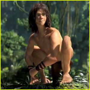 Kellan Lutz: 'Tarzan 3D' Full Trailer - Watch Now!
