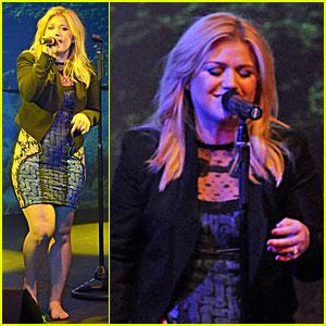 Kelly Clarkson: People Like Us Fair Trade Concert!