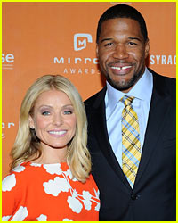 Kelly Ripa & Michael Strahan Do Halloween as Tons of Celebs!