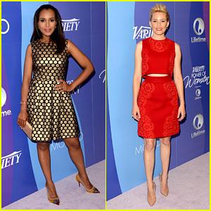 Kerry Washington & Elizabeth Banks: Variety Power of Women!