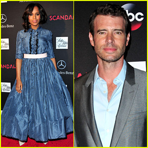 Kerry Washington & Scott Foley: 'Scandal' Season 3 Premiere!
