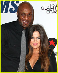 Khloe Kardashian & Lamar Odom Meet Up Amidst Divorce Rumors
