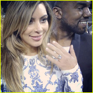 Kim Kardashian & Kanye West's Engagement Video - WATCH NOW!