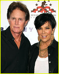 Kris & Bruce Jenner Post Happy Picture After Split News