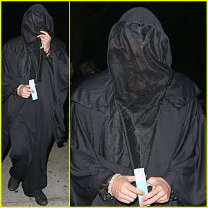 Leonardo DiCaprio: Casamigos Halloween Party 2013!