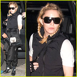 Madonna: MIA's 'Sexodus' Offered to Me First!