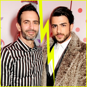 Marc Jacobs & Harry Louis Split