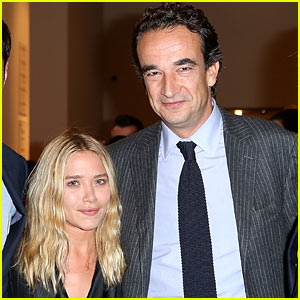 Mary-Kate Olsen & Olivier Sarkozy: Take Home a Nude Art Auction!