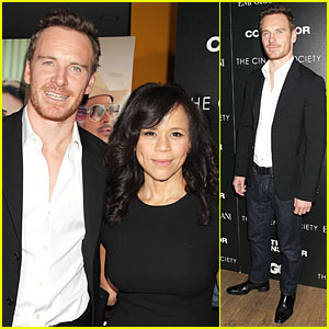 Michael Fassbender: 'The Counselor' NYC Screening!