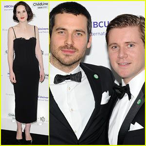 Michelle Dockery: 'Downton Abbey' ChildLine Ball!