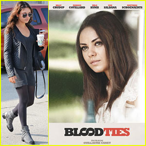 Mila Kunis: New 'Blood Ties' Character Posters!