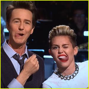 Miley Cyrus: Surprise 'SNL' Appearance to Announce Tour!