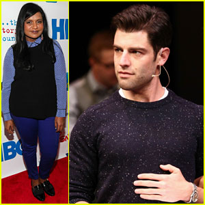 Mindy Kaling & Max Greenfield: Young Storytellers Foundation Performers