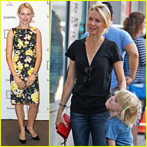Naomi Watts: 'Take Home A Nude' Benefit Art Auction 2013!