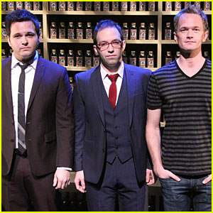 Neil Patrick Harris: 'Nothing To Hide' NYC Photo Call!